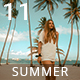 11 Ready For Summer Lightroom Presets - GraphicRiver Item for Sale