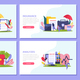 Health Insurance Concept Icons Set - GraphicRiver Item for Sale