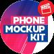 Phone Mockup Kit - VideoHive Item for Sale