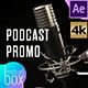 Podcast Promo / Opener / Intro - VideoHive Item for Sale