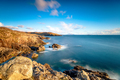 A long exposure from the clifftops at Hushinish - PhotoDune Item for Sale