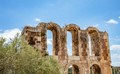Odeon of Herodes Atticus on Acropolis hill in Athens, Greece - PhotoDune Item for Sale