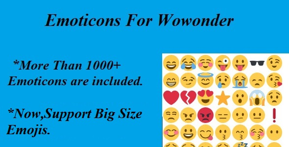 Emoticons For Wowonder Download