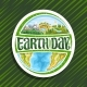 Vector Logo for Earth Day - GraphicRiver Item for Sale