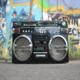 Urban Hip-Hop Background