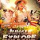 Jungle Safari Adventure Flyer - GraphicRiver Item for Sale