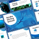 Diving School PowerPoint Presentation Template - GraphicRiver Item for Sale