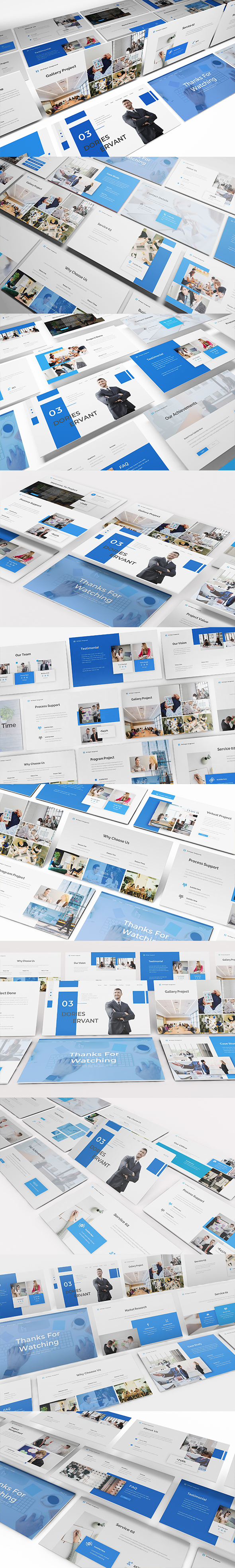 Project Management Keynote Template