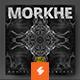 Morkhe – Music Album Cover Artwork Template - GraphicRiver Item for Sale