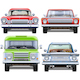 Vector Automobile Front View - GraphicRiver Item for Sale