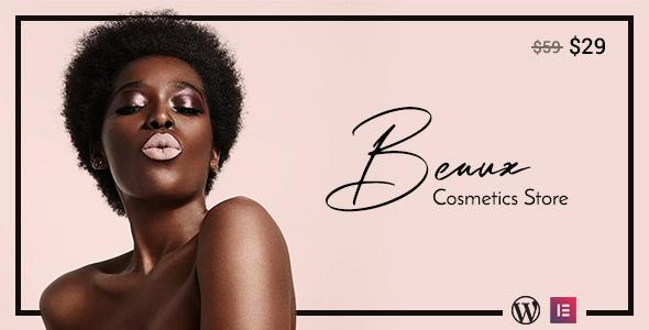 Beaux – Cosmetics Shop Preview