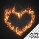 Fire Heart Hq - VideoHive Item for Sale