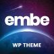 EmBe - Flexible Magazine WordPress Theme - ThemeForest Item for Sale