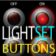 """set of """"on"""" and """"off"""" lights - GraphicRiver Item for Sale"""
