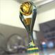 Saudi Championship Cup, Prince Mohammed bin Salman League Cup 3D model - 3DOcean Item for Sale