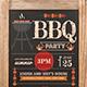 Bbq Invitation - GraphicRiver Item for Sale