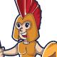 Retro Spartan - GraphicRiver Item for Sale