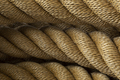 New knotted rope close up - PhotoDune Item for Sale