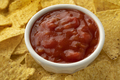 Bowl of mexican salsa - PhotoDune Item for Sale