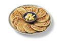 Fresh baked meloui, Moroccan pancakes - PhotoDune Item for Sale