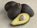 Whole and half fresh avocado - PhotoDune Item for Sale