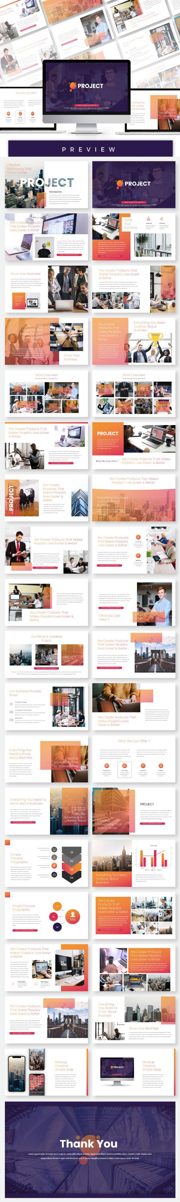 Project - Presentation Templates