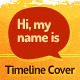 Self Intro Facebook Timeline Covers - GraphicRiver Item for Sale