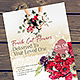 Flower Shop Flyer Template - GraphicRiver Item for Sale