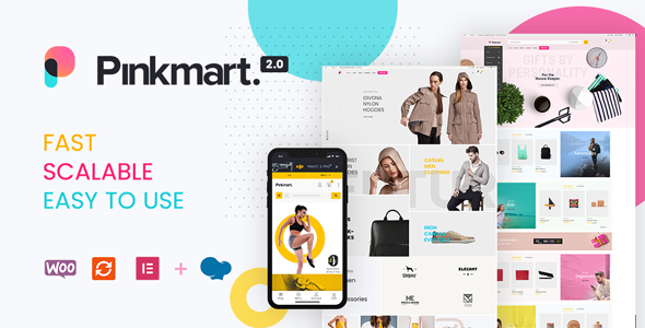 Pinkmart - AJAX theme for WooCommerce 4