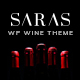 Saras - Wine WordPress Theme - ThemeForest Item for Sale