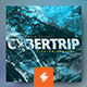 Cybertrip – Electronic Music Album Cover Template - GraphicRiver Item for Sale
