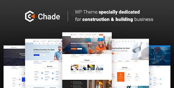Chade - Construction