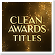 Golden Particles Award Titles - VideoHive Item for Sale