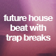 Future House Beat with Trap Breaks