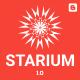 Starium - Responsive News & Magazine Blogger Template - ThemeForest Item for Sale