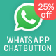 WP WhatsApp Button - Premium WhatsApp Button Plugin for WordPress - CodeCanyon Item for Sale