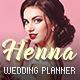 Henna - Wedding WordPress Theme - ThemeForest Item for Sale