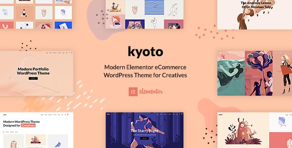 kyoto ücretsiz premium wordpress teması