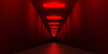 Red futuristic 3D background - PhotoDune Item for Sale