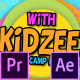Kidzee - Summer Camp For Kids - Premiere Pro - VideoHive Item for Sale