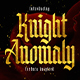 Knight Anomaly - GraphicRiver Item for Sale