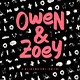 Owen Zoey Kids Characters Font Duo - GraphicRiver Item for Sale