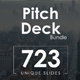 Pitch Deck Powerpoint Presentation Templates Bundle - GraphicRiver Item for Sale