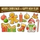 Vector Set for Christmas and New Year - GraphicRiver Item for Sale
