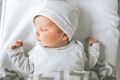 Little baby girl in her first days of life - PhotoDune Item for Sale