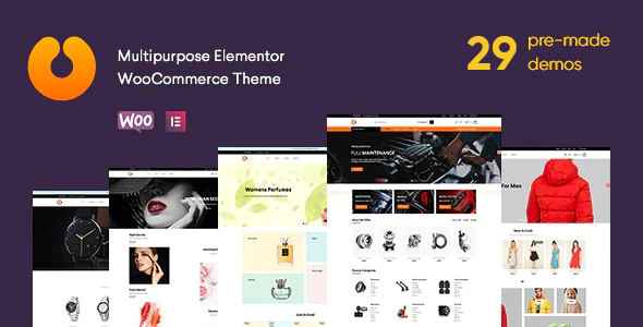 Cerato - Multipurpose Elementor WooCommerce Theme Download