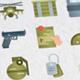 37 Military & Weapons Icons - VideoHive Item for Sale