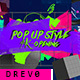 POP UP Style Opening/ Comics/ Brush/Action Promo/ Grunge/3D Forms/ Modern Titles/ Youtube Blog/ I TV - VideoHive Item for Sale