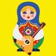 Balalaika Russian Dance