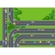 Road Top View with Highways Many Different - GraphicRiver Item for Sale